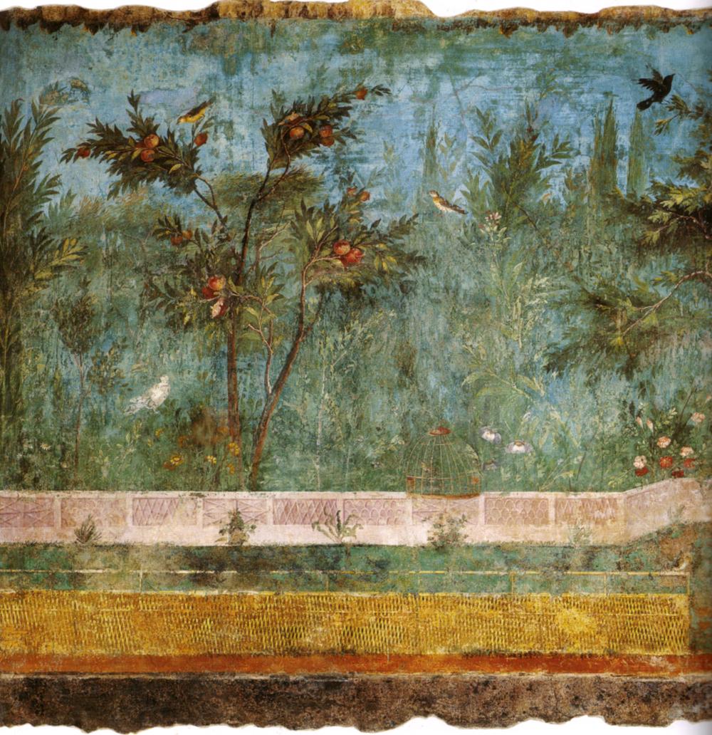 Villa Livia, Ρώμη 1ος αι. π.Χ.