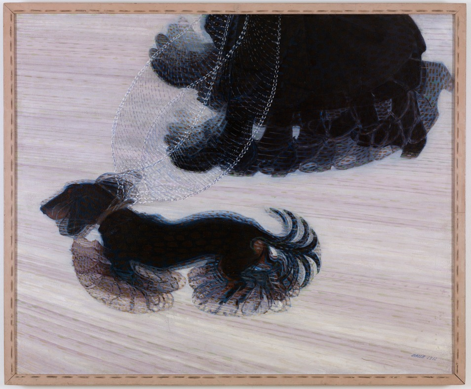 Giacomo_Balla,_1912,_Dynamism_of_a_Dog_on_a_Leash,_oil_on_canvas,_89.8_x_109.8_cm,_Albright-Knox_Art_Gallery.jpg