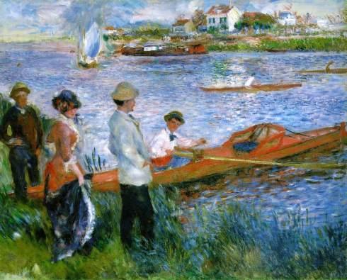 oarsmen