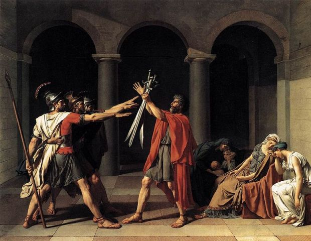 774px-David-Oath_of_the_Horatii-1784