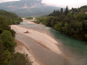 Evinos_River,_Greece_-_View_from_the_Bania_bridge