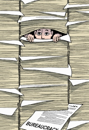bureaucracyg