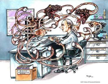 science enemies